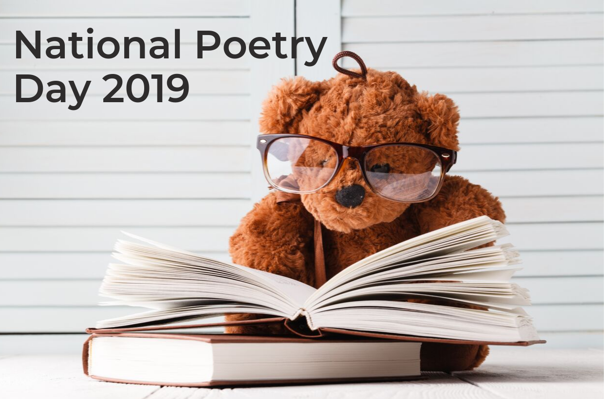 An Ode to National Poetry Day