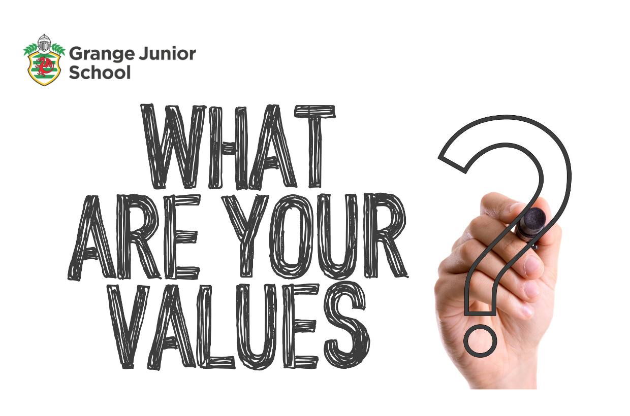 Implementing New Grange Junior School Values